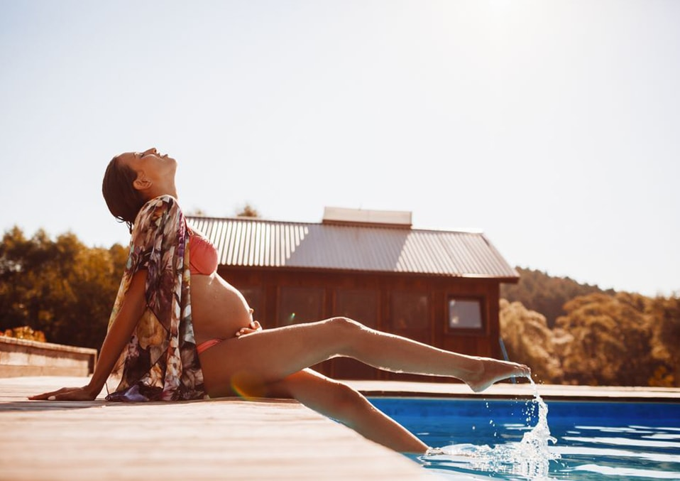 Dos And Donts Of Pregnancy Swimming And Other Activities min