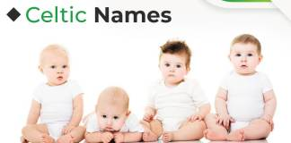 Get an Inspirational Celtic Name For Newborn Baby
