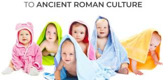 Girls and Boys names according to Ancient Roman Culture