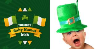 Pick The Best Irish Baby Names For Your Little One