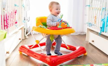 Baby Walkers: Is It Beneficial Or Not?