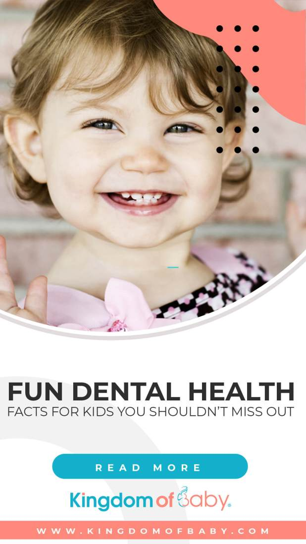 Fun Dental Health Facts for Kids You Shouldn't Miss Out