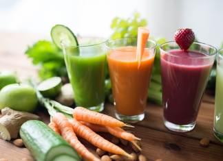 Healthy Vegetable Smoothie Recipe