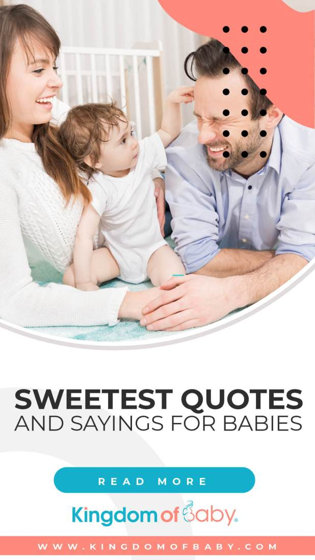 Sweetest Quotes and Sayings for Babies