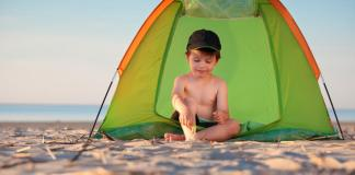 The Best Beach Tents For Babies