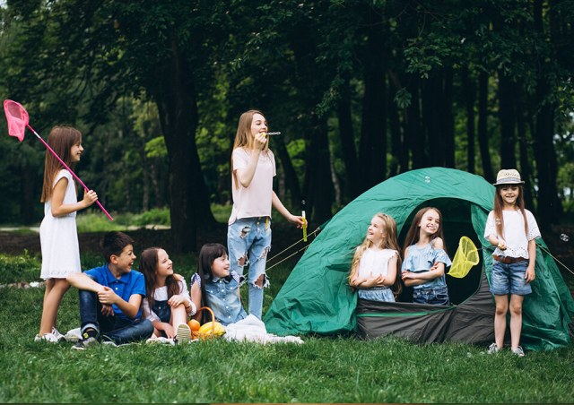 The Importance of Camping and Camping Crafts for Toddlers
