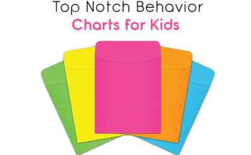 Top Notch Behavior Charts for Kids