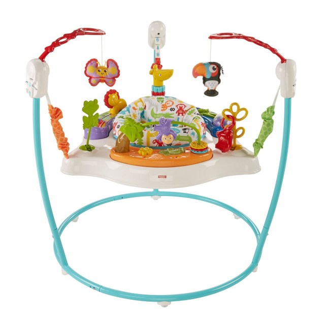 Why Should You Choose the Fisher-Price Rainforest Jumperoo? 2