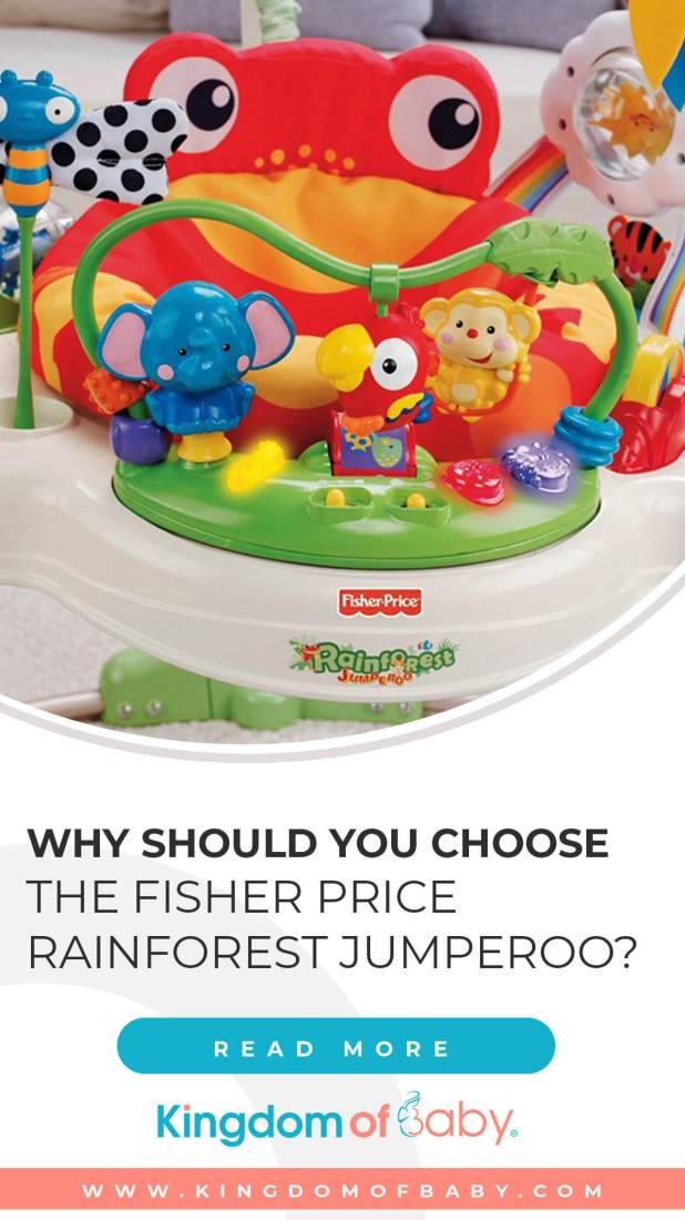 Why Should You Choose the Fisher Price Rainforest Jumperoo?