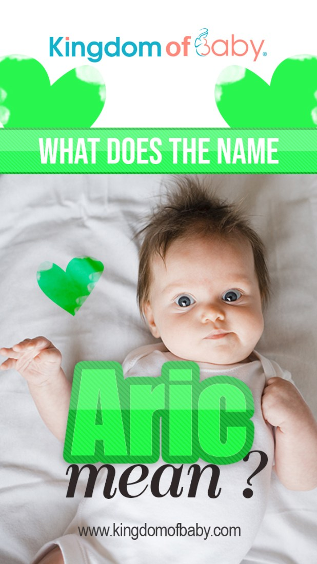 What Does the Name Aric Mean? 1