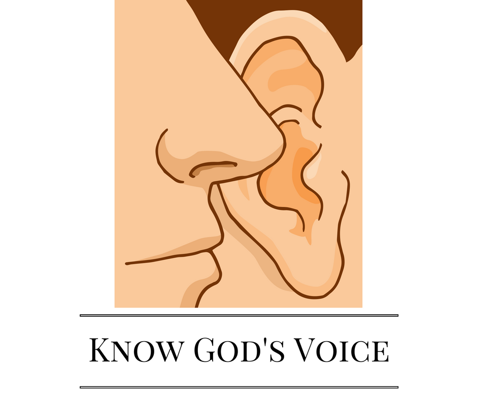 Know God's Voice