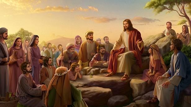 主耶稣,山上宝训