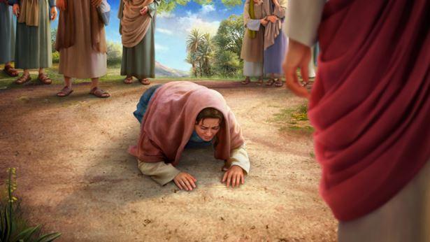 约翰的母亲撒罗米对主提要求
