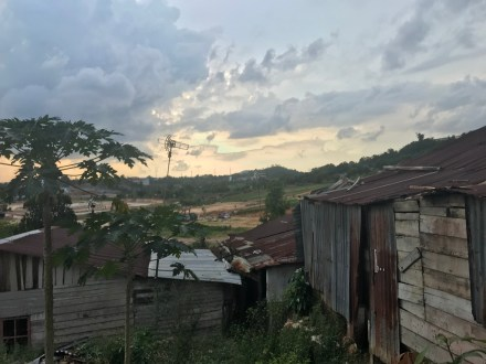 A Village where we wen to minister, Batam Island, Indonesia 2019