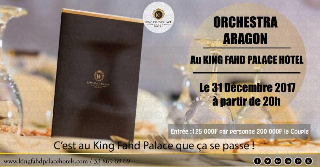 ORCHESTRA ARAGON Au KING FAHD PALACE