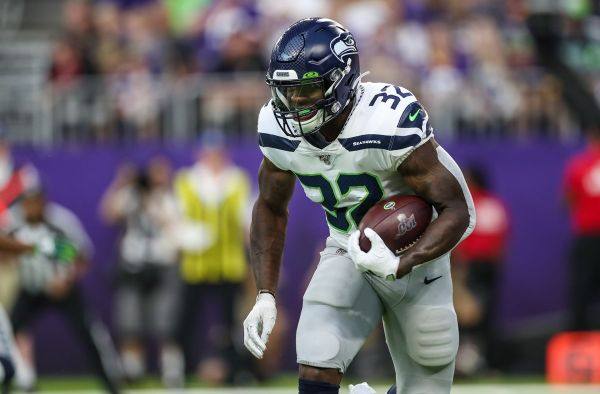 Robust RB Strategy UKFL 2020: Day Five Seahawks Backfield in 2020 King Fantasy Sports Chris Carson