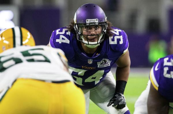Late Round LB Target Eric Kendricks King Fantasy Sports