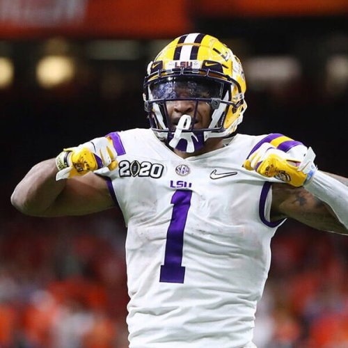 NFL Mock Draft 5.0 Standard Dynasty Rookie Rankings 2021 WR Rookie Profiles King Fantasy Sports