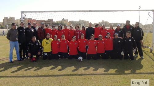 Women's Egyptian football