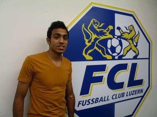 Kahraba signs Luzern