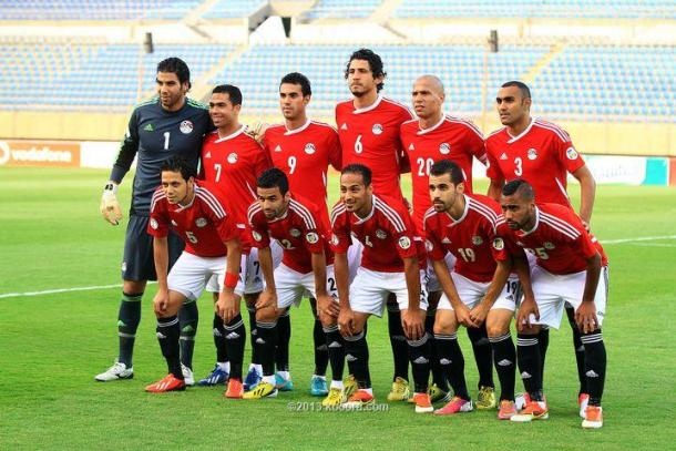 Egypt National Team XI