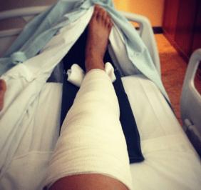 Hegazy injured