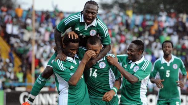 Nigeria National Team, 42-man squad