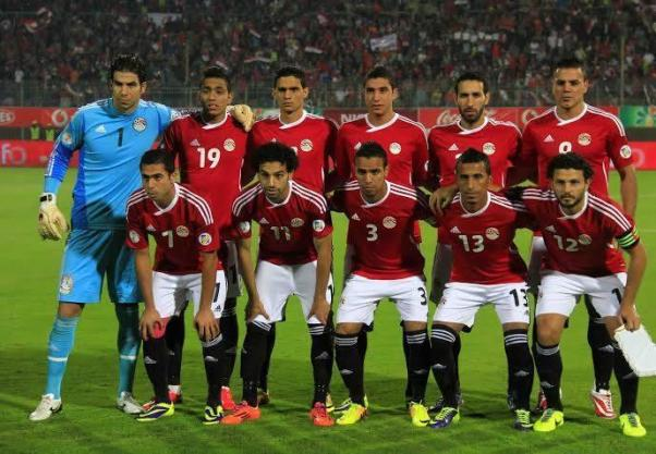 Egypt National Team vs Ghana