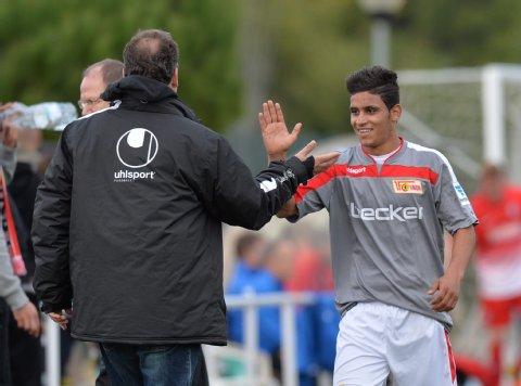 Abdallah Gomaa - FC Union Berlin