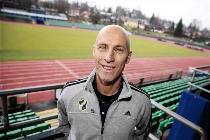 Stebaek Manager Bob Bradley