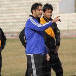 Mido training Zamalek