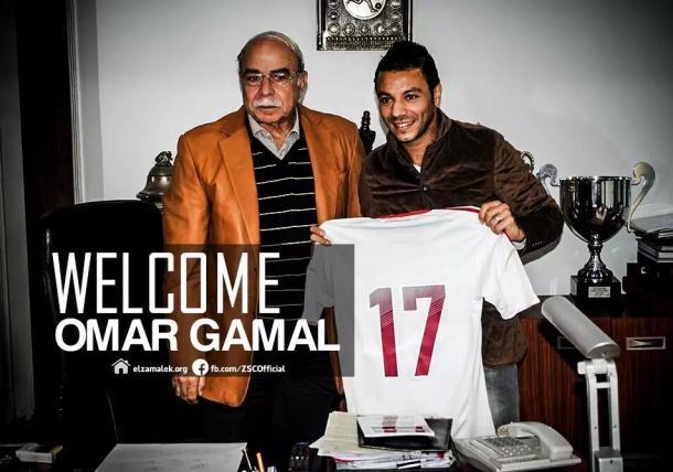 Omar Gamal - Zamalek