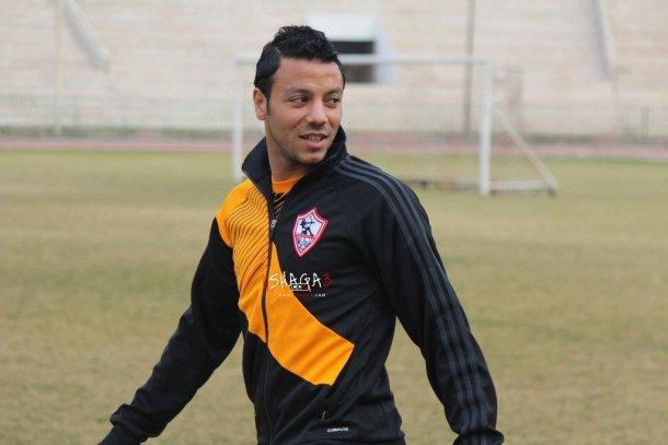 Omar Gamal included in Zamalek squad