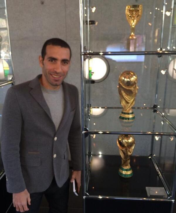 Mohamed Abou-Treika Algeria