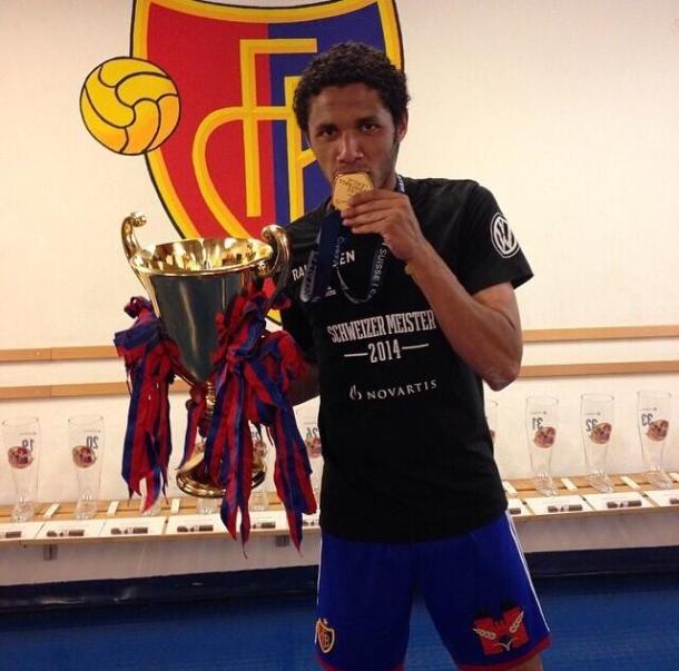 El-Nenny - FC Basel champions