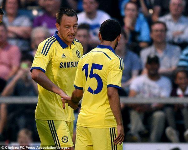 Salah and Terry