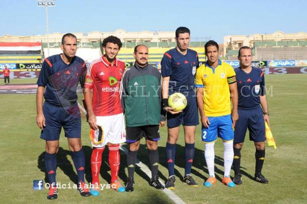 Cairo-Ismailia Derby
