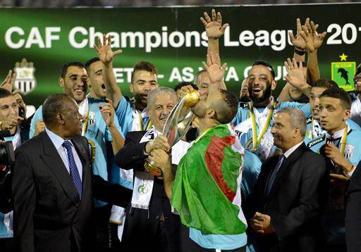 ES Setif CAF Champions League