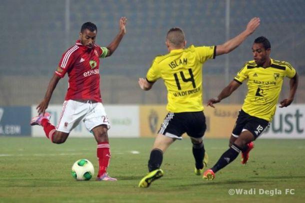 Al Ahly 0-0 Wadi Degla