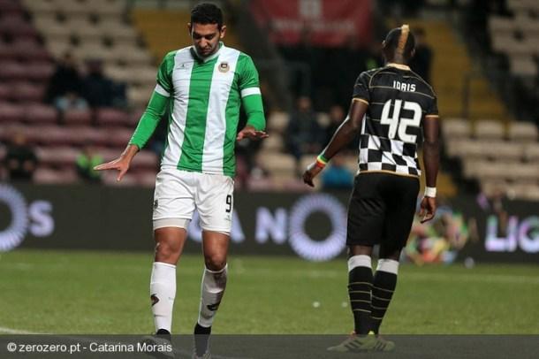 Ahmed Hassan Koka vs Boavista - Benfica target