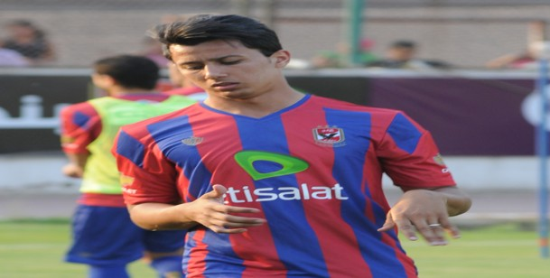 Amr Gamal returns - Al Ahly