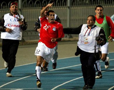 Abou-Treika vs Ivory Coast 2006