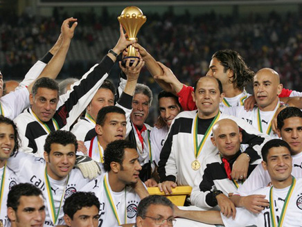 Egypt 2006 Celebrations