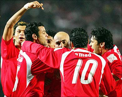 Hossam Hassan vs Congo 2006