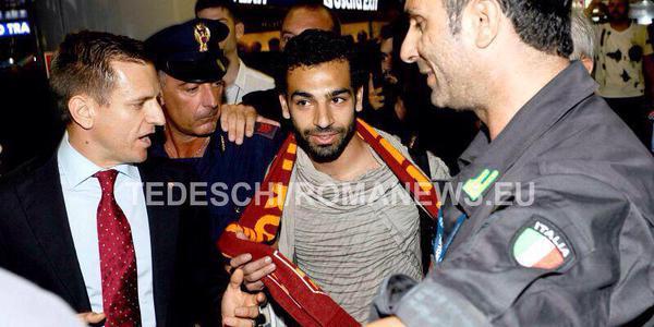 Mohamed Salah - AS Roma