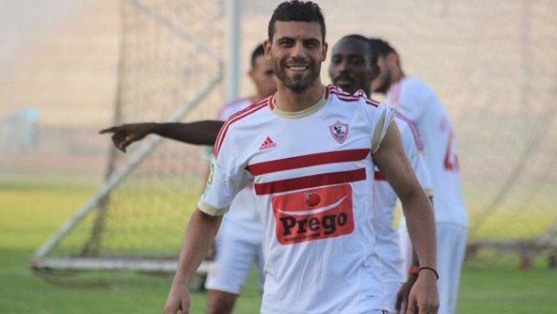 Mohamed Shaaban Zamalek