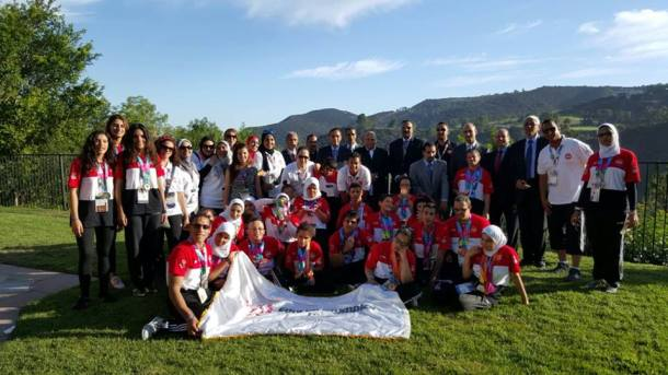 after special olympics 2015 in los angeles