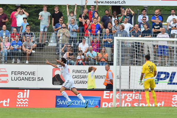 Photo: FC Basel Official Twitter