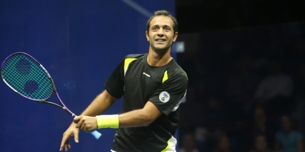 Professional Squash Association official website