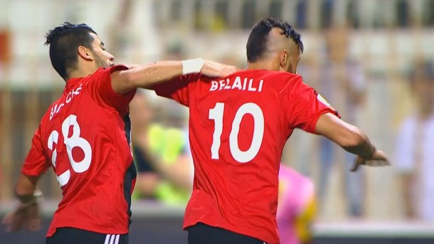 USM Alger Belaili